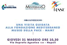 Locandina Fondazione Mediterraneo